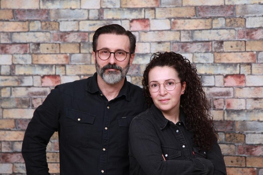 dixxer Gründerduo Nurhan Tuna und Coskun Tuna